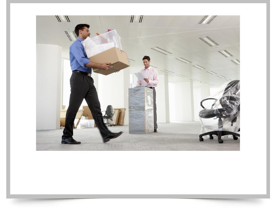 Mudanzas oficinas for Mudanza oficina